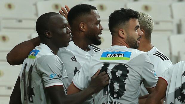 Beşiktaş 1-0 Yeni Malatyaspor / Maçın özeti ve golleri
