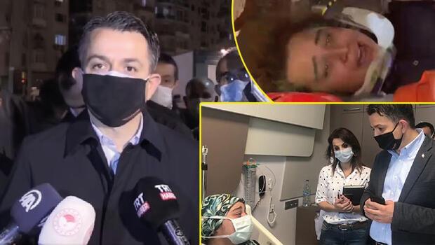 Son dakika haberi: Tüm Türkiye onu konuşmuştu! Bakan Pakdemirli Buse'nin kurtarılma sürecini anlattı