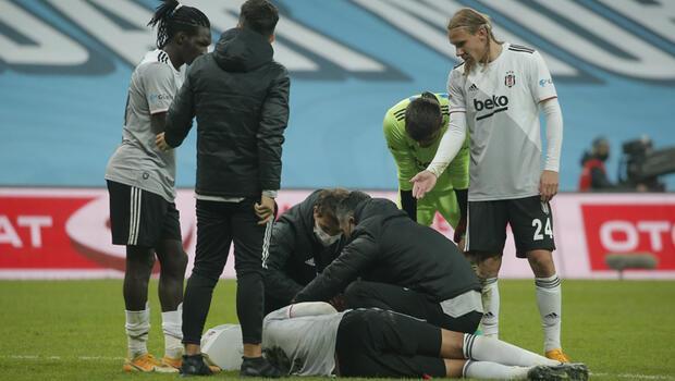 Son Dakika Haberi | Beşiktaş'ta Welinton'un kafası yarıldı