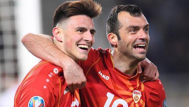 Son Dakika   Makedonya tarihin bir ilk! Hayali gerçeğe dönüştürdüler...