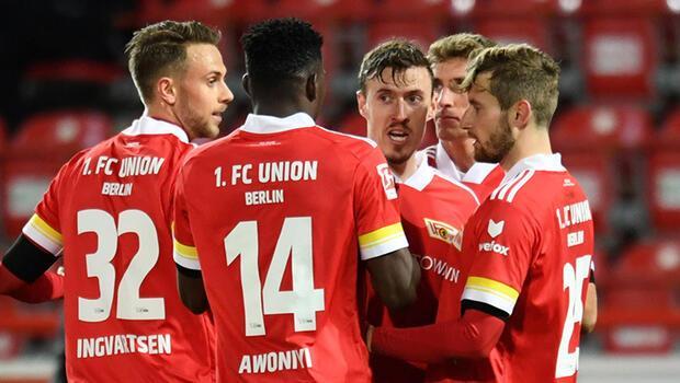 Union Berlin 3-3 Frankfurt (Maç sonucu)