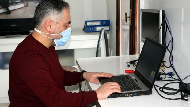 Bilgisayar tamiri yapılan teknik servislerde pandemi yoğunluğu