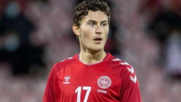 Trabzonspor'a yeni Sörloth: Jonas Wind