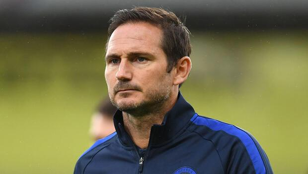 Frank Lampard'ın Türkiye itirafı! Drinkwater transferi sonrası...
