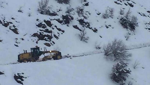 Adıyaman'da 207 köy yolu ulaşıma kapandı