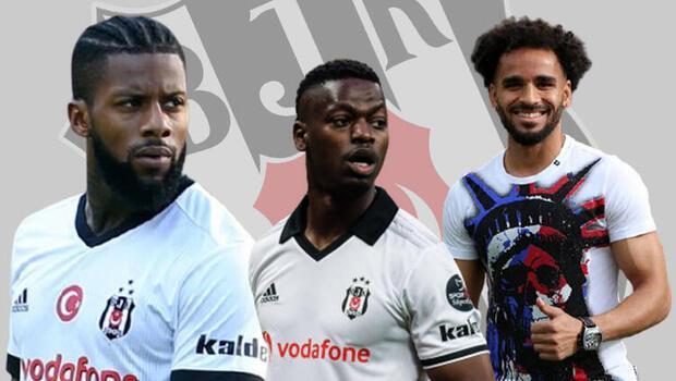 Beşiktaş'ta Jeremain Lens ve Nicolas Isimat-Mirin bavullarını topladı