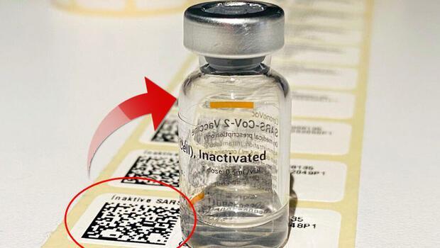 Koronavirüs aşıları ile ilgili çok önemli adım! Karekod sistemiyle kişiselleştiriliyor...