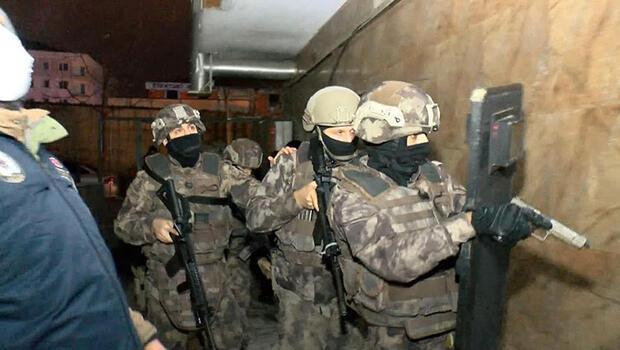 İstanbul'da DEAŞ operasyonu! Çok sayıda gözaltı