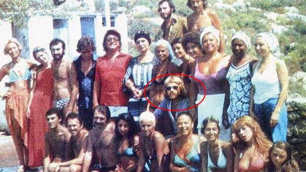 Eylül 1975 Antalya Festivali Bu kadro bir daha zor gelir...