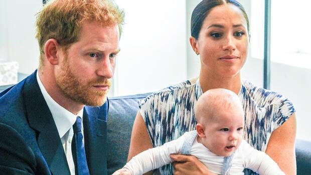 Kraliçe, minik Archieye öyle bir hediye gönderdi ki