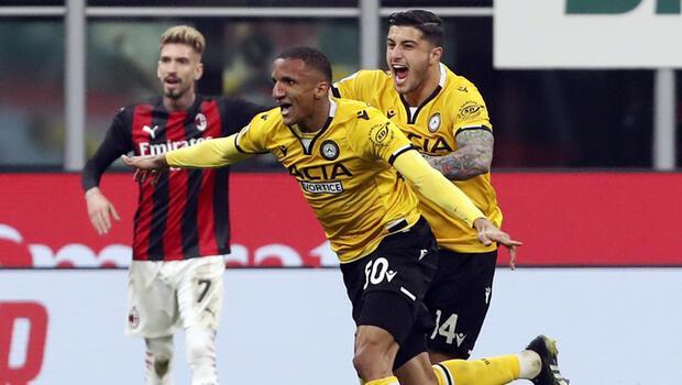 Milan kan kaybediyor! 4 maç 1 galibiyet