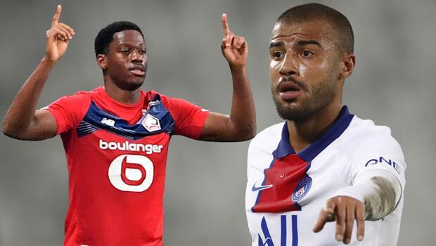 Hem Lille hem PSG kazandı