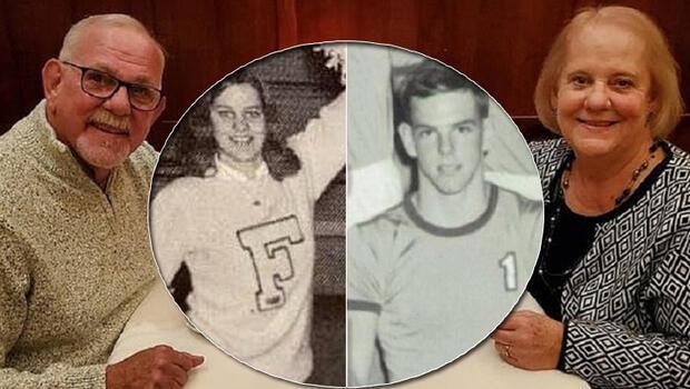 Mutluluk 52 yıl sonra geldi… Liseli aşıkların film gibi hikâyesi!