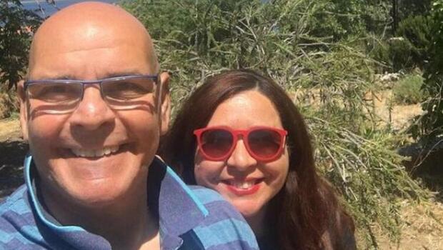 Rasim Öztekin'in eşi Esra Kazancıbaşı Öztekin'den duygulandıran paylaşım thumbnail
