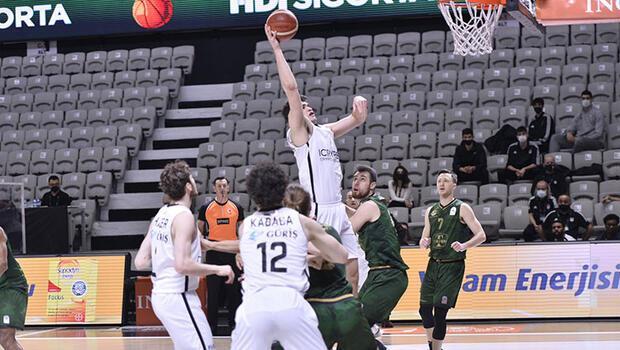 Beşiktaş erkek basketbol takımında 8 kişinin koronavirüs testi pozitif çıktı!