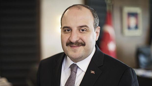 Bakan Varank'tan önemli sanayi üretimi açıklaması