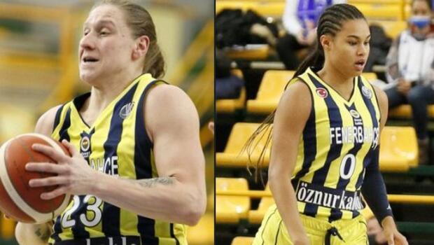 Fenerbahçe Öznur Kablo'dan 2 oyuncu Kadınlar Avrupa Ligi'nde sezonun en iyileri arasında