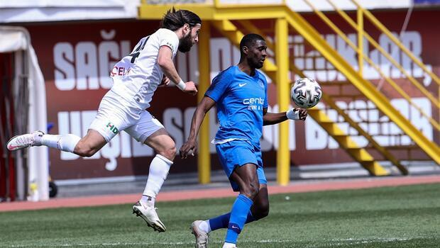 TFF 1. Lig: Tuzlaspor 5-2 Eskişehirspor