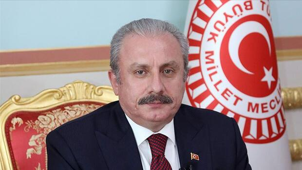 TBMM Başkanı Şentop'tan, Prof. Dr. İlhan Başgöz için taziye mesajı