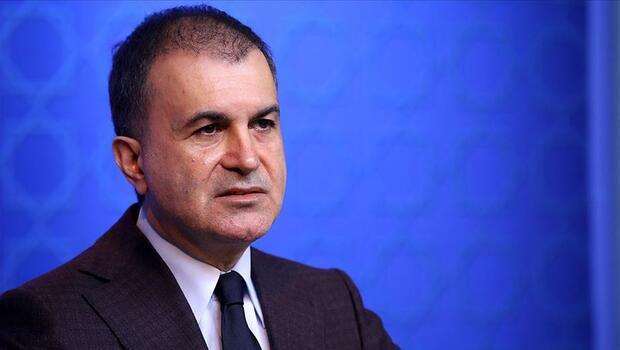 AK Parti Sözcüsü Çelik'ten Yunanistan Dışişleri Bakanı Dendias'a adını anmadan tepki!