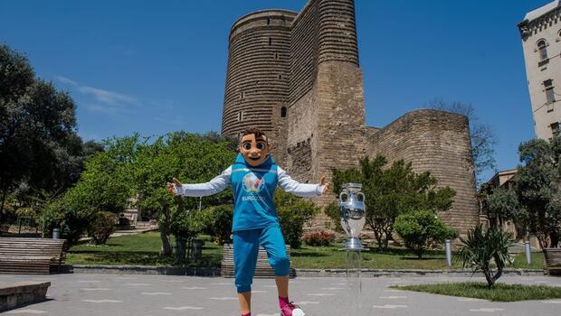 EURO 2020 kupası Bakü'de!