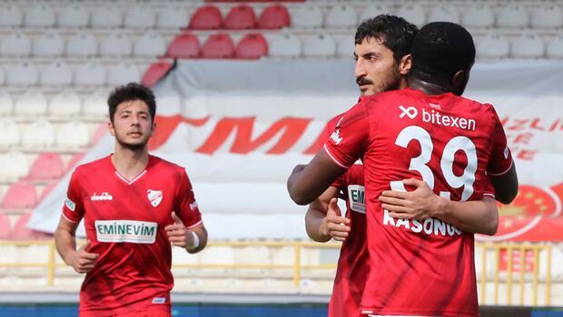 Beypiliç Boluspor: 3 - Eskişehirspor: 0