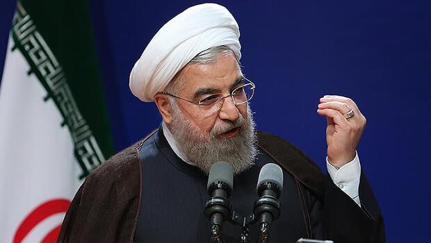 İran Cumhurbaşkanı Ruhani'den tarihi ABD açıklaması