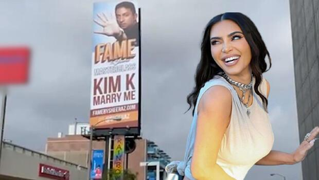 Hasandan Kardashiana evlilik teklifi