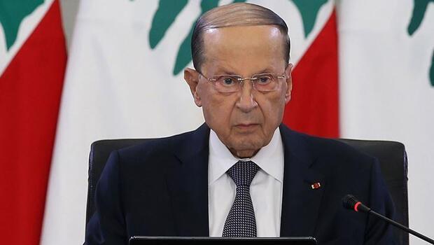 Lübnan Cumhurbaşkanı'ndan İsrail'e sert tepki