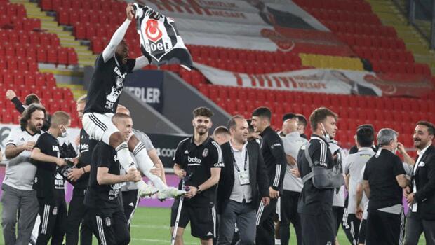 Beşiktaş'ta şampiyonluk kutlamaları ne zaman? Açıklama geldi...