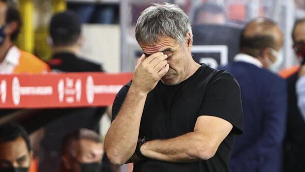 Ersun Yanal şeytanın bacağını yine kıramadı! Türkiye Kupası'nda ilk kez...