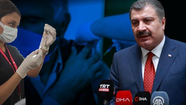 Son dakika haberler: Sağlık Bakanı Fahrettin Koca'dan Biontech flakonu ve aşıda 6 saat açıklaması