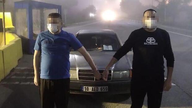 Ankara'da lüks otomobil çetesi '22 ayar' operasyonuyla çökertildi