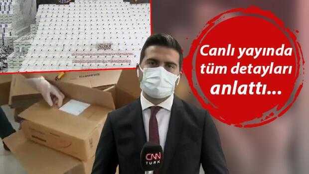 İstanbul'da dev operasyon! Milyonlarca lira değerinde: Cumhuriyet tarihinin en büyüğü...