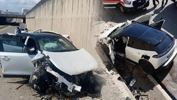 Hatay'da katliam gibi kaza! 4 kişi hayatını kaybetti, 3 yaralı