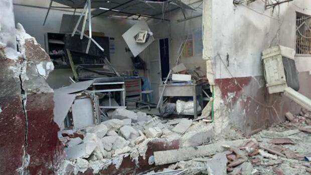 Son dakika: PKK Afrin'de hastaneye saldırdı! 13 sivil hayatını kaybetti