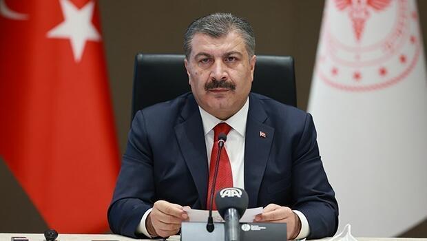 Son dakika haberi... Sağlık Bakanı Fahrettin Koca açıkladı! 35 yaş üstü yarın itibarıyla aşı yaptırabilecek