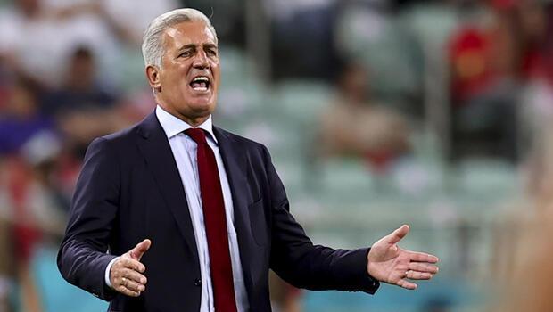 """İsviçre Teknik Direktörü Vladimir Petkovic'ten Türkiye maçı yorumu: """"Harika bir oyundu"""""""