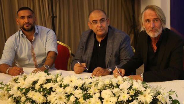 Ümit Karan: 'Çocukken İskenderunspor maçlarına gelirdim'