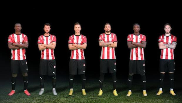 Son Dakika Transfer Haberi: Sivasspor'da 6 futbolcu ile yollar ayrıldı!