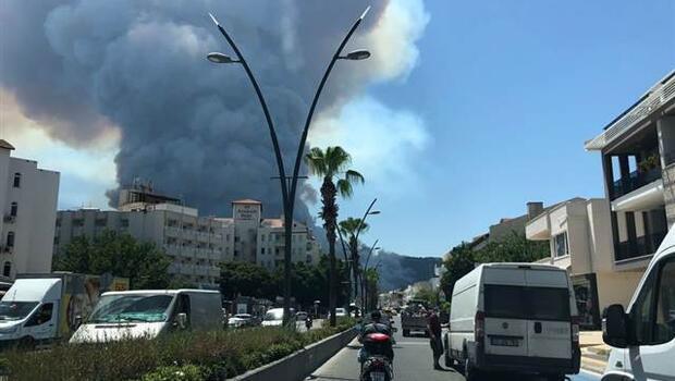 Son dakika.. AFAD'dan orman yangınlarıyla ilgili açıklama