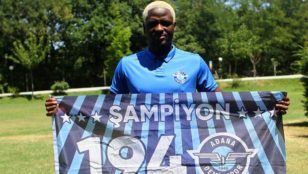 Akintola'dan Adana Demirspor'a büyük övgü: 'Transferde kolay bir karar verdim