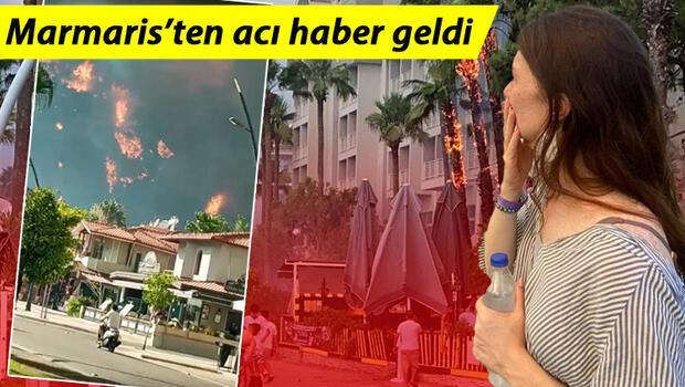 Son dakika: Marmaris'te de orman yangını! Bakan Bakdemirli: 1 vatandaşımızı kaybettik