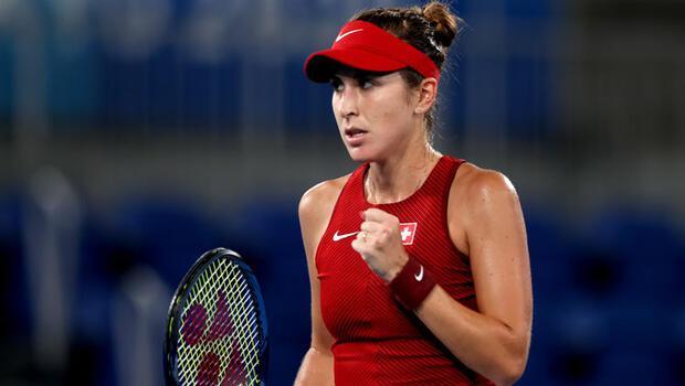 Tokyo 2020 Haberi: Tenis tek kadınlarda aldın madalya Belinda Bencic'in!