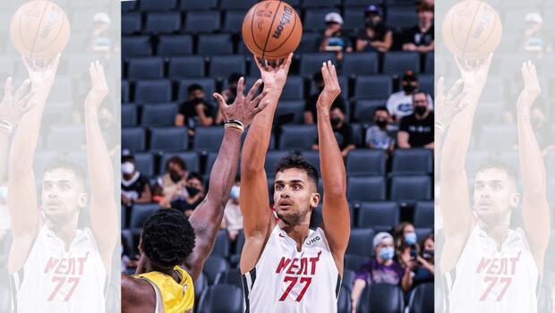 Ömer Faruk Yurtseven, NBA Yaz Ligi'nde şov yaptı! 27 sayı, 19 ribaunt...