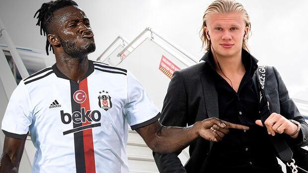 Son Dakika: Beşiktaş - Borussia Dortmund maçı öncesi gözler golcülerde! Sakatlık detayı...