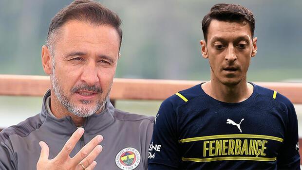 Son Dakika: Fenerbahçe'de Mesut Özil ve Vitor Pereira gerçeği!