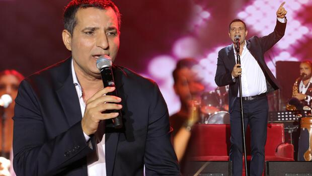 Rafet El Romandan romantik konser