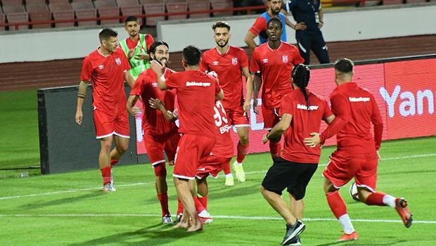 Balıkesirspor 2-1 Ankara Keçiörengücü