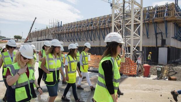 Türkiye'nin Mühendis Kızları, SOCAR Türkiye iş birliği ile güçleniyor